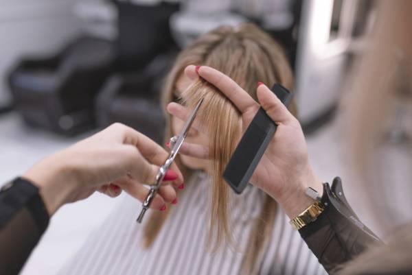 زمان کوتاه کردن مو