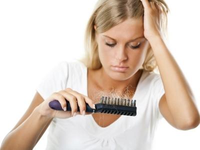 درمان موثر ریزش مو