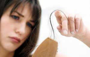 دلایل ریزش مو و روش های درمان
