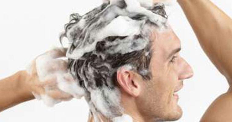 روش شستن موها