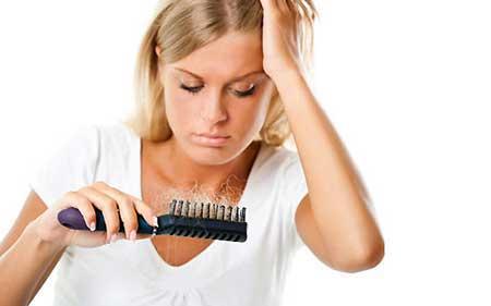 چربی مو روشهای درمان موی چرب
